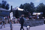 Fourth of July Parade, Wellesley Drive Float, 1963